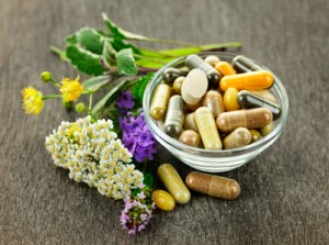 vitamins and herbs for depression