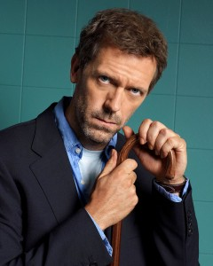 hugh laurie depression